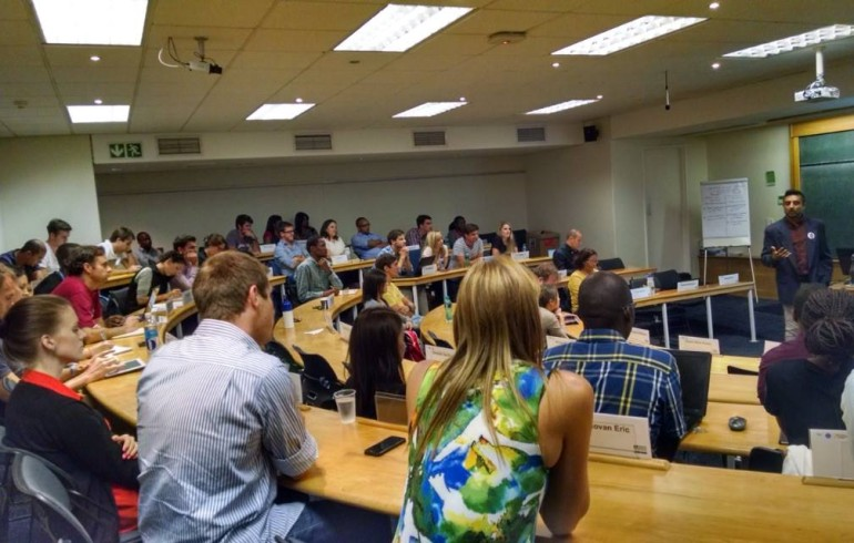 UCT GSB South Africa